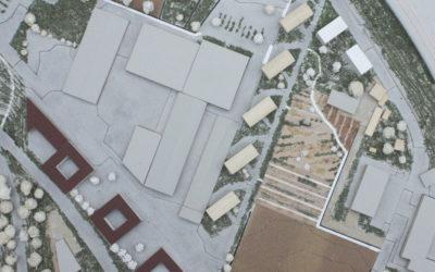 Les trois jardins, analyse territoriale de la région au sud de Bussigny / VD