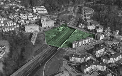 Étude de faisabilité urbaine – Couverture A9, Boveresses / Lausanne