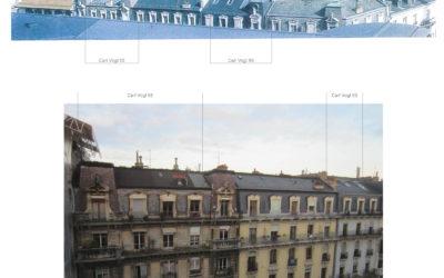 Immeuble de logements Boulevard Carl-Vogt, Genève