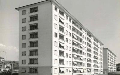 Assainissement d'un immeuble et proposition de variantes, Ecublens